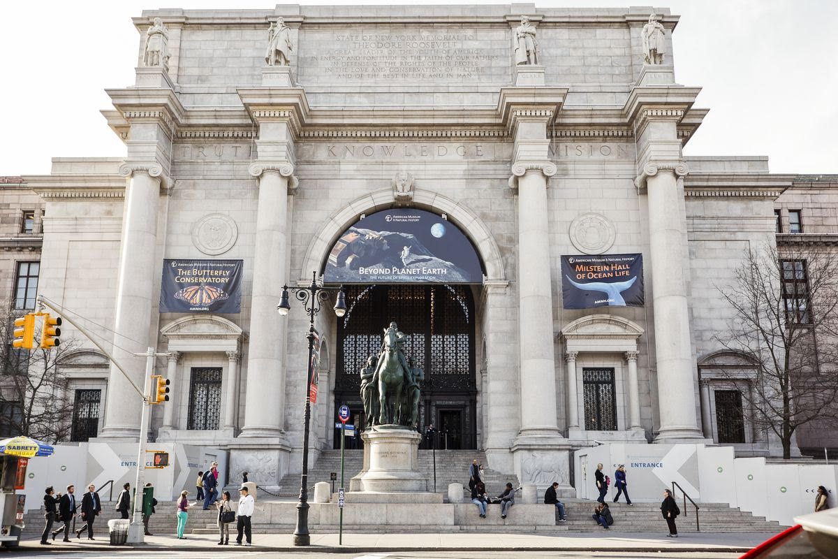 Museums of New York City and their locations